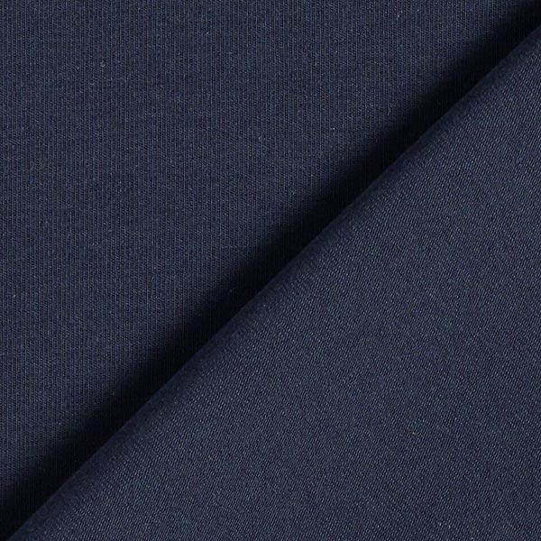 Tula Popeline jersey GOTS – bleu marine