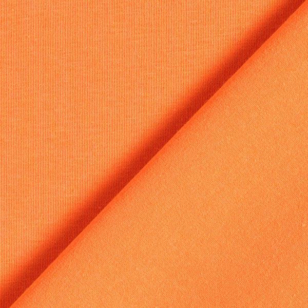 Tula Popeline jersey GOTS – orange