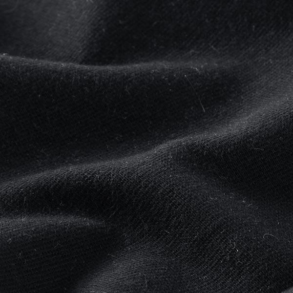 Tula Baumwollbündchen GOTS – schwarz