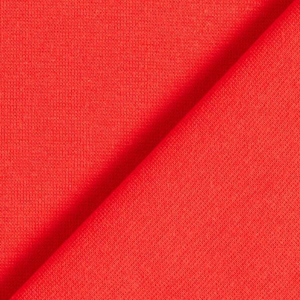 Tula Bord-côtes coton GOTS – rouge clair