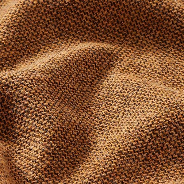 Laine mélangée légère carreaux – terre cuite