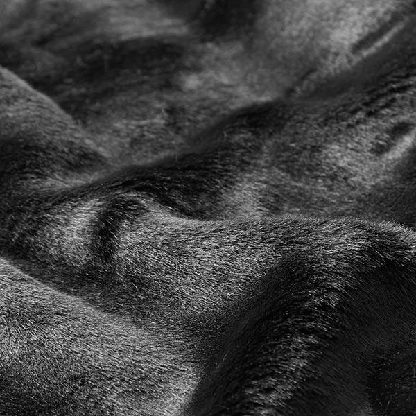 Fourrure synthétique Puma – noir