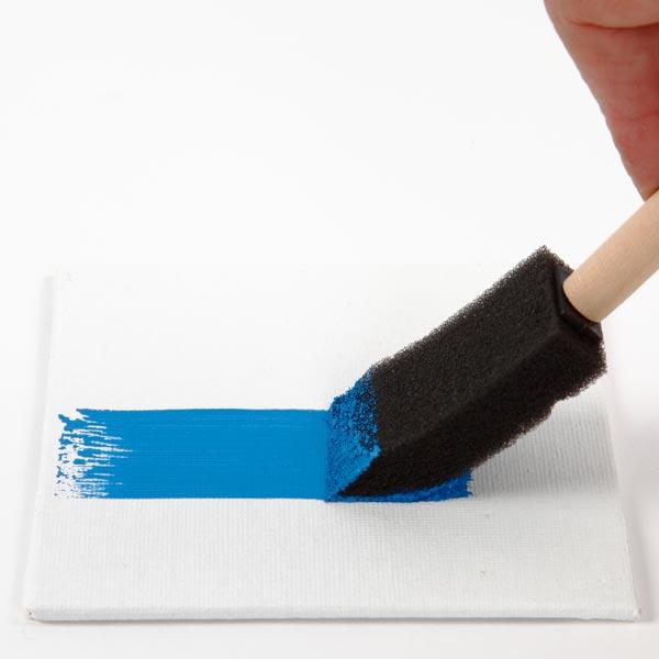 Pinceau éponge [10Pièces ][Largeur : 25 mm]