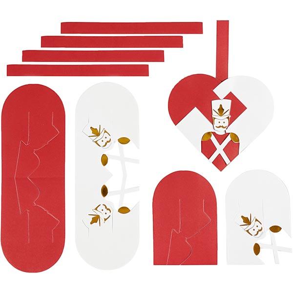 Kit de cœurs tressés [ 8 Pièces ]