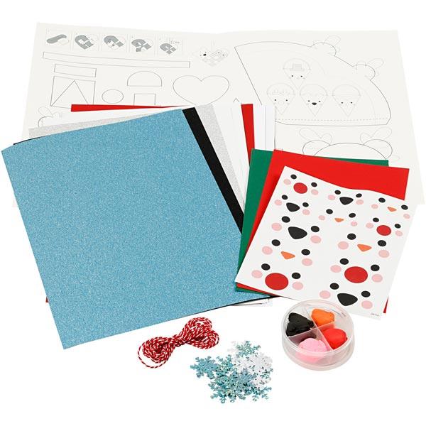 Kit de loisirs créatifs Décoration de Noël