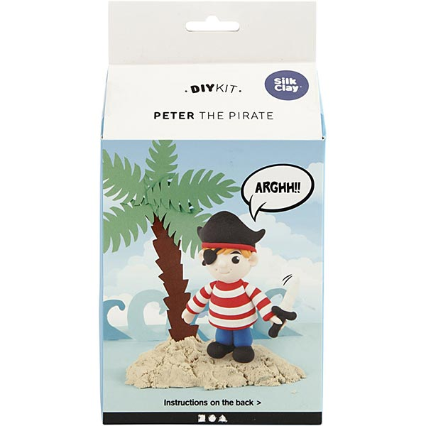 Funny Friends, Peter the Pirate Set