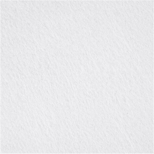 Feutre pour le bricolage [ A4 ] – blanc