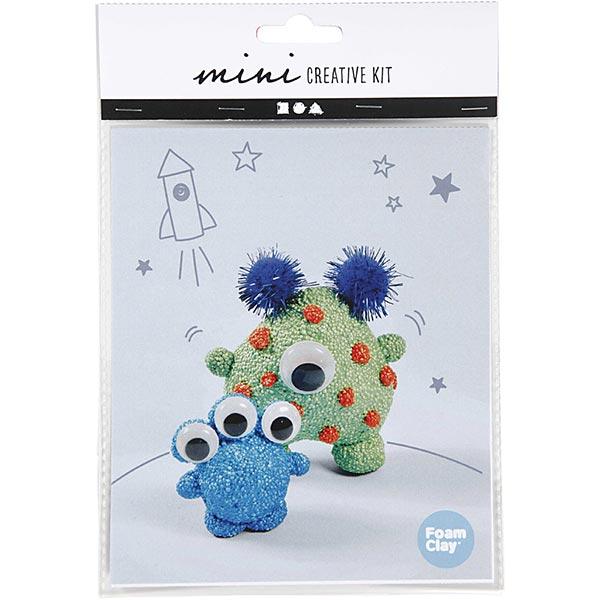 Mini set créatif Modelage - Extraterrestres