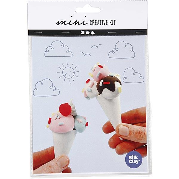 Mini set créatif Modelage - Cornets de glace