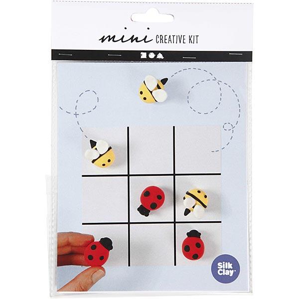 Mini set créatif Modelage - Tic Tac Toe