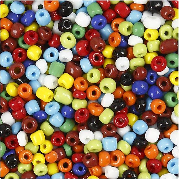 Kidsbox Bijoux en perles multicolores