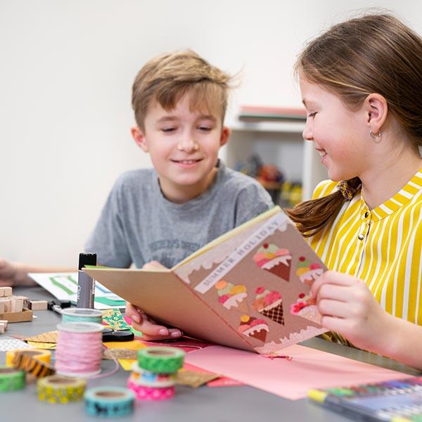 Kidsbox Livre de mémoires