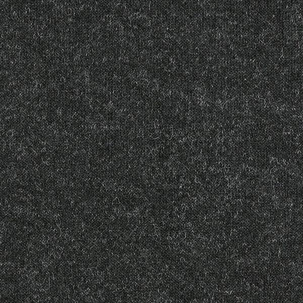 Tricot manteau léger Mélange de laine chiné – anthracite