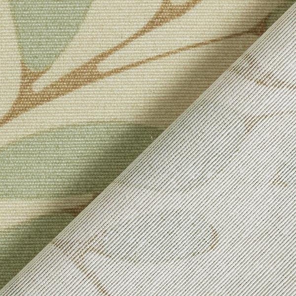 Dekostoff Canvas verschwommene Blätter – natur/schilf