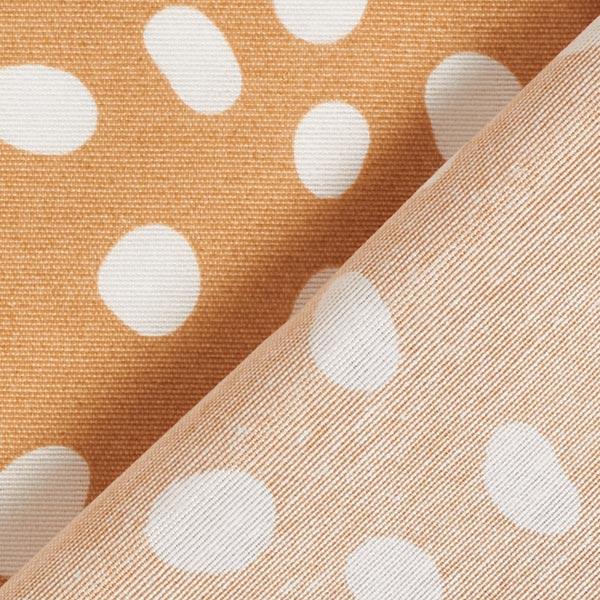 Tissu de décoration Canvas Taches – curry