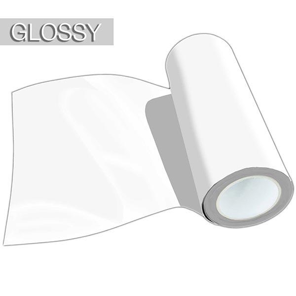 PREMIUM Flexfolie Poli-Flex DIN A4 Glossy – weiss