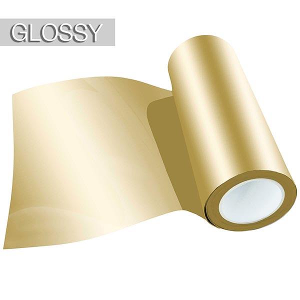 PREMIUM Flexfolie Poli-Flex DIN A4 Glossy – gold
