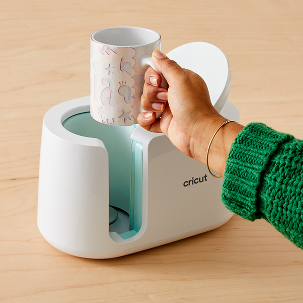 Cricut Mug Press - Transferpresse für Tassen