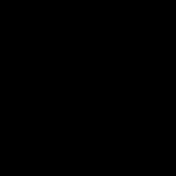 Cricut Joy Infusible Ink Transferbogen - 2 Bogen [ 11,4 x 30,5 cm ] – schwarz