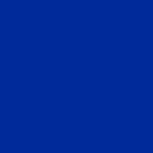 Cricut Joy Infusible Ink Transferbogen - 2 Bogen [ 11,4 x 30,5 cm ] – blau