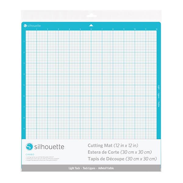 Schneidematte leicht klebend für Silhouette Cameo 4 [30,5 x 30,5 cm]