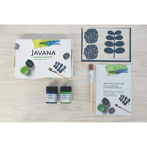 Javana Décoloration sur tissu Set   Kreul