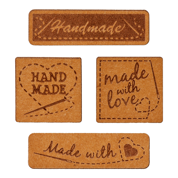 Pièce décorative Handmade – marron