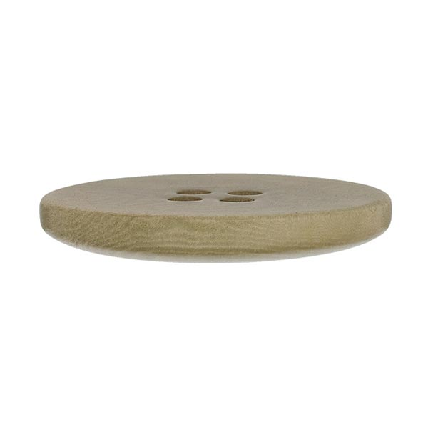 Bouton corozo Minimum - beige