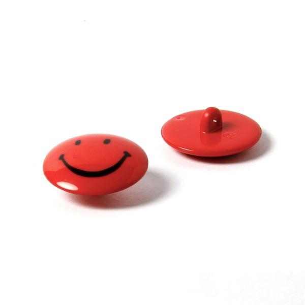 Bouton en plastique, Smiley 48
