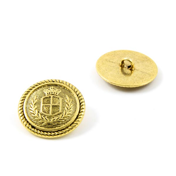 Bouton en métal, Riesel 85