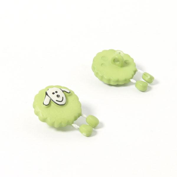 Bouton en plastique, Sheep 24