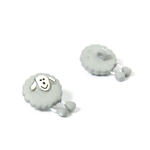Bouton en plastique, Sheep 74