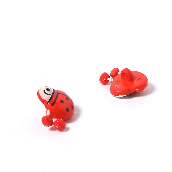 Bouton en plastique, Little Marini 48