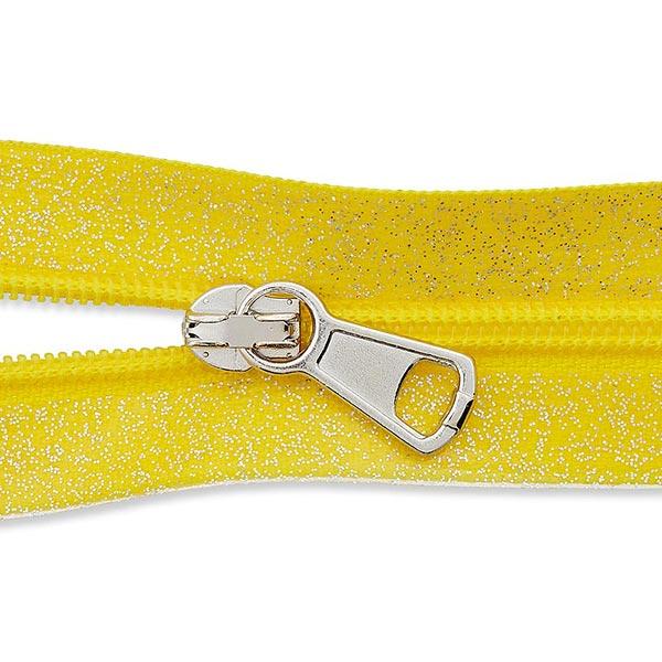 Endlosreißverschluss – gelb