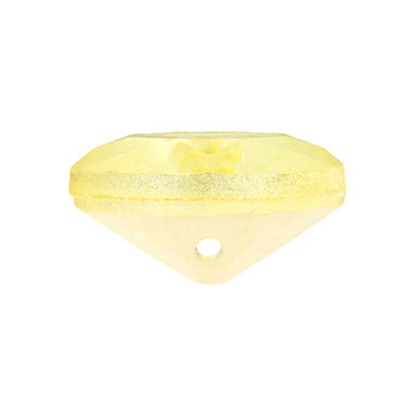 Bouton de chemisier Pastel – jaune clair
