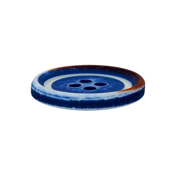Bouton polyester Candy