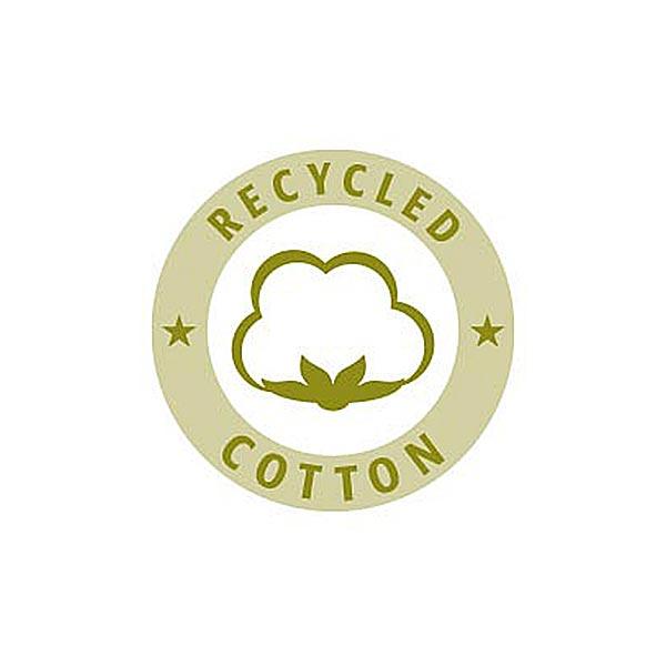 Bouton polyester/coton 4 trous Recyclé