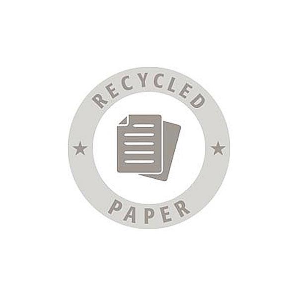Bouton polyester/papier 4 trous Recyclé