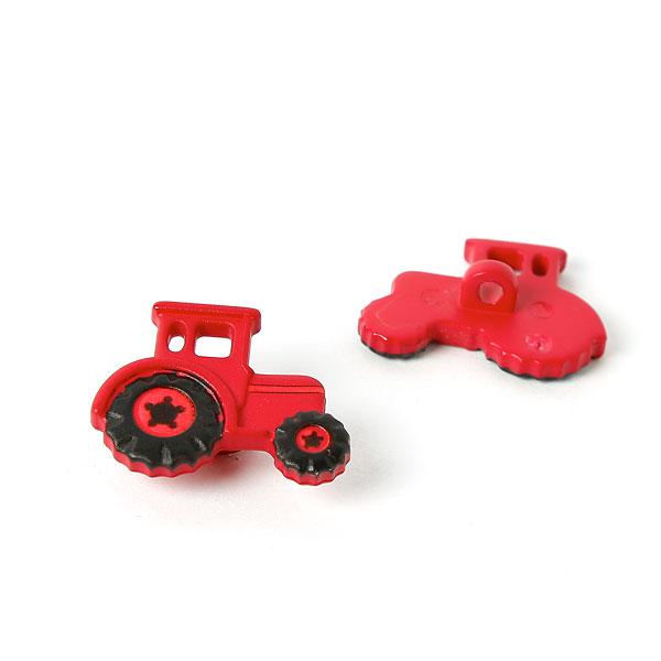 Bouton en plastique, Tracteur 50