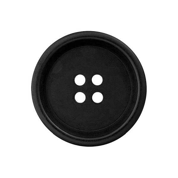 Costume Bouton Set [ 12-pièces ] – noir