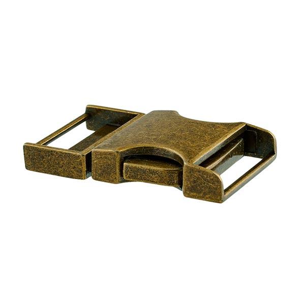 Steckschnalle 3 – altgold