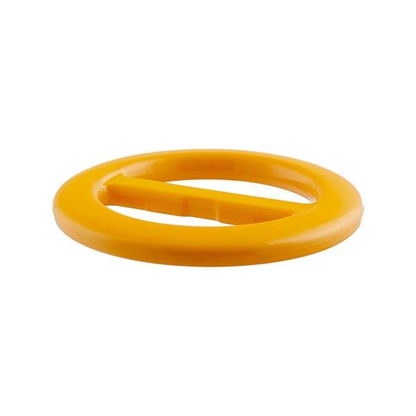 Boucle polyester – orange