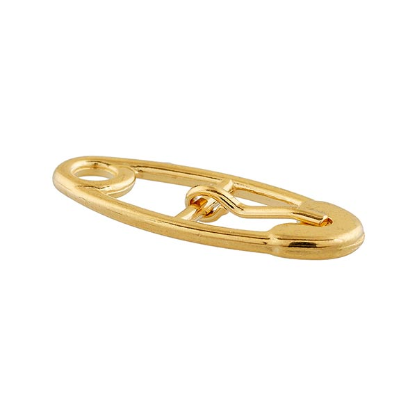 Boucle en métal – or