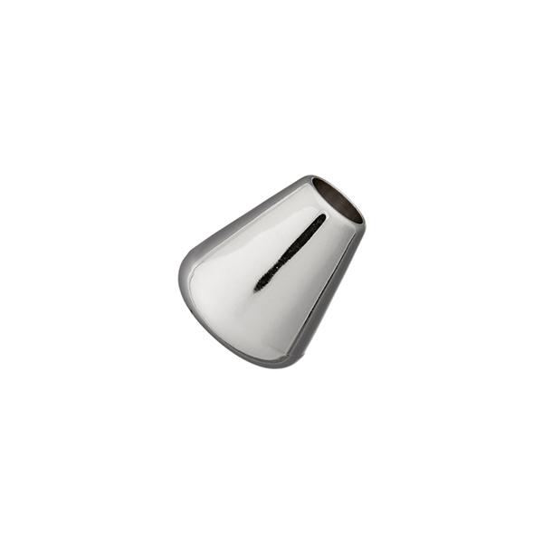 Extrémité de cordon [Ø 5 mm] – argent