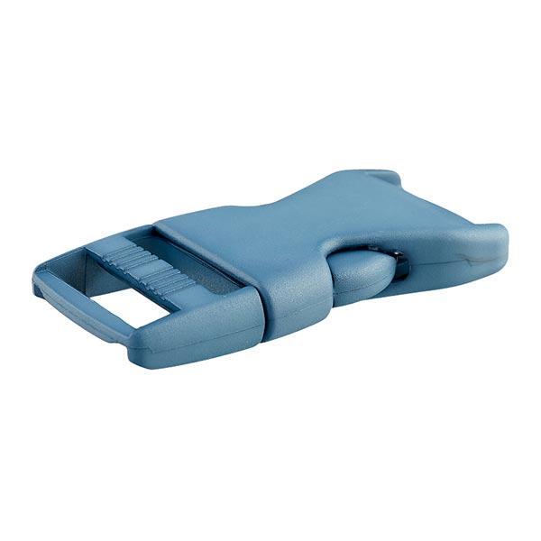 Fermeture de sac [ 25 mm ] – bleu pigeon