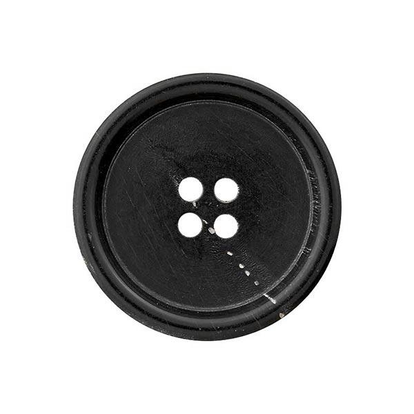 Manteau Bouton Set [ 12-pièces ] – noir