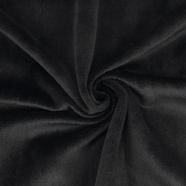 Nicki SHORTY [1 m x 0,75 m | Flor: 1,5 mm] 1 - schwarz | Kullaloo