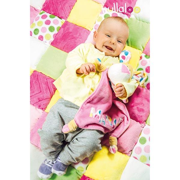 Nicki SHORTY [1 m x 0,75 m | Poil: 1,5 mm] 13 - jaune | Kullaloo
