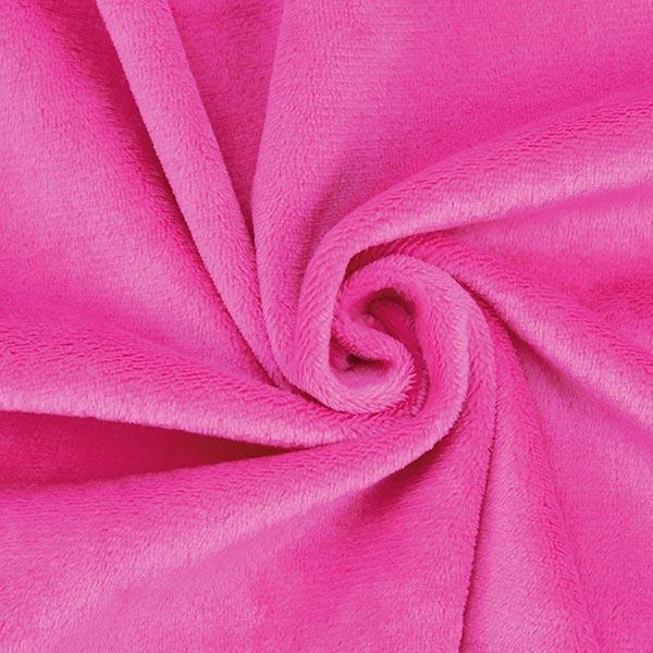Nicki SHORTY [1 m x 0,75 m | Poil: 1,5 mm] 17 - rose vif intense | Kullaloo