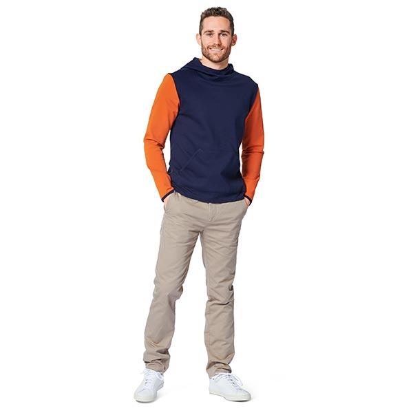 Sweatshirt, Burda 6064   44-54